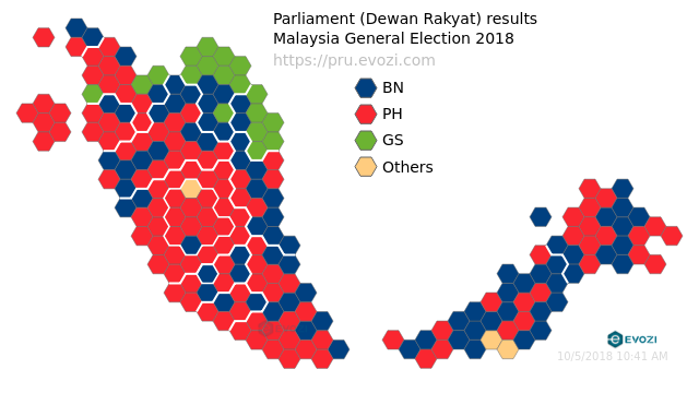 parliament map